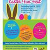 Detroit Rec. Dept. - Easter Fun Fest 2015 :