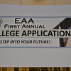 EAA College Application Day (PM) :